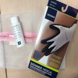 Patient Compliance Kit for Compression Hose THUMBNAIL