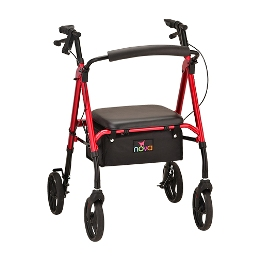 Nova Star 8 4 Wheeled Walker