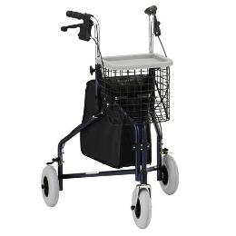Nova Traveler 3 Wheeled Walker