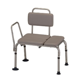 Padded Transfer Bench with Back THUMBNAIL