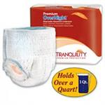 Tranquility Overnight Protective Underwear, Maximum