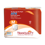 Tranquility ATN All-Through-The-Night Disposable Brief