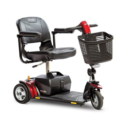 Pride Go-Go Elite Traveller® Plus 3 Wheeled Scooter_THUMBNAIL