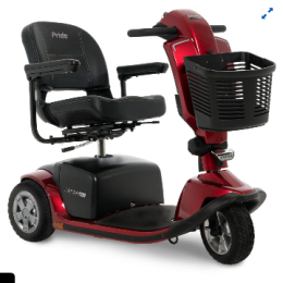 Pride Victory® 10.2 3 Wheeled Scooter