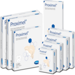 Proximel® Silicone Foam Border Dressing