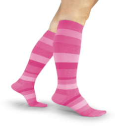 photo of Sigvaris 143 Compression Sock, Microfiber Shades, Women's Knee High, 15-20 mmHg THUMBNAIL