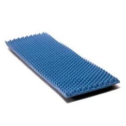 Bed Pad, Eggcrate 33in x 72in