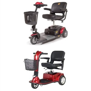 Buy scooters in Arvada and Denver for elderly, disabled or physically handicapped