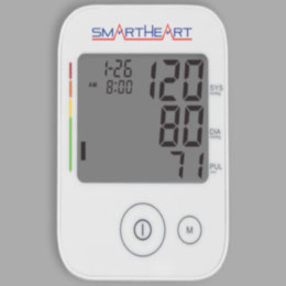 Automatic Inflation Digital Blood Pressure Monitor, VE01-553