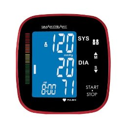 Automatic Inflation Digital Blood Pressure Monitor, VE01-571 THUMBNAIL