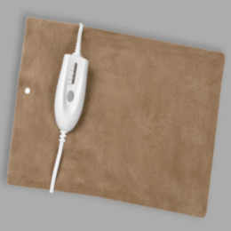 Deluxe Heating Pad Moist/Dry Heat Therapy