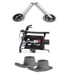 Buy walker accessories in Arvada for folding walker and walker with wheels