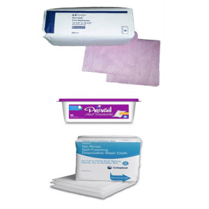 Online store for premoistened washcloths and dry washcloths in Arvada, Colorado