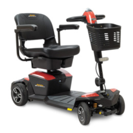 photo of Pride Mobility Jazzy® Zero Turn 8 4-Wheeled Scooter THUMBNAIL