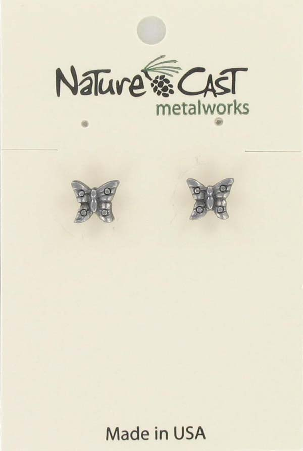 Earring post butterfly THUMBNAIL