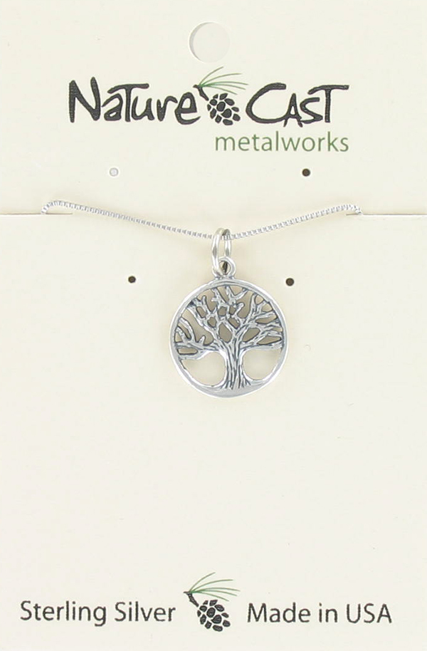 "Pendant tree of life w/ 18"" chain"