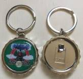 Old No. 38 Opener Key Ring