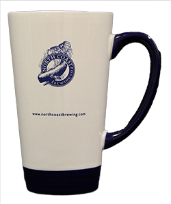 North Coast Brewing Logo Coffee Mug