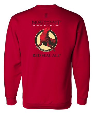Red Seal Crewneck Sweatshirt MAIN