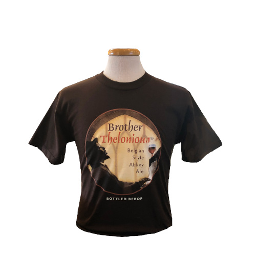 Brother Thelonious Men's Tee THUMBNAIL
