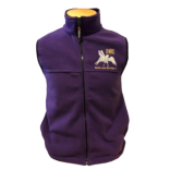Le Merle Full Zip Fleece Vest THUMBNAIL