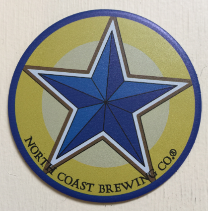 Magnet Blue Star