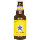 Blue Star Wheat Beer 12 oz. bottle THUMBNAIL