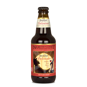 Brother Thelonious Belgian Abbey Ale 12 oz. MAIN