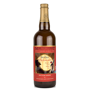 Brother Thelonious Belgian Abbey Ale 750 ml MAIN