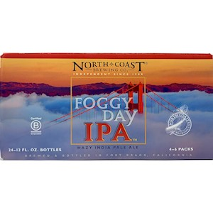 Foggy Day IPA 12 oz. Case of 24 MAIN