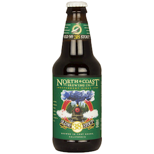 Old No. 38 Irish Dry Stout 12 oz. bottle MAIN