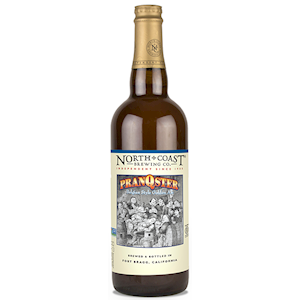 PranQster Belgian Golden Ale 750 ml bottle MAIN