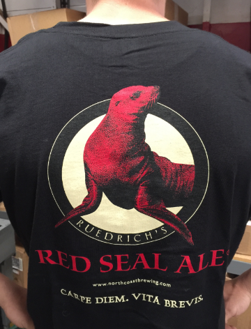 Red Seal Men's Short Sleeve T-Shirt