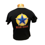 Blue Star Men's T-shirt THUMBNAIL