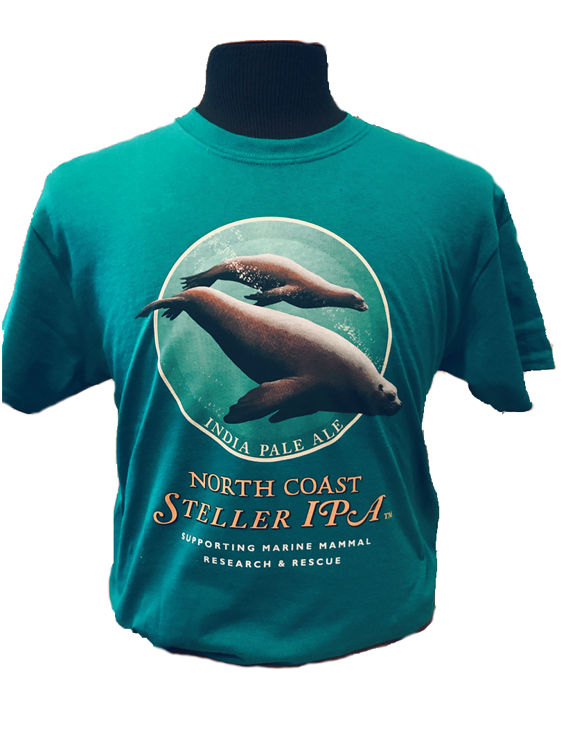 North Coast Steller IPA Men's T-Shirt  ***CLEARANCE SALE*** MAIN