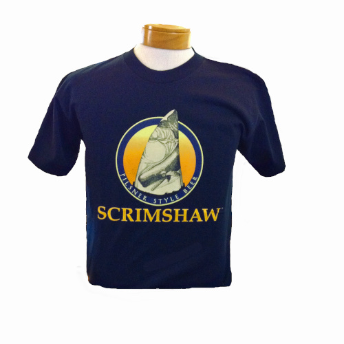 Scrimshaw Men's T-Shirt 100% Cotton MAIN