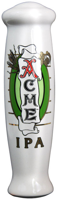 ACME IPA  Ceramic Tap Handle