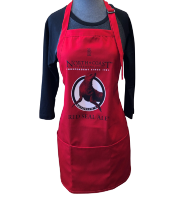Red Seal Deluxe Medium Apron MAIN