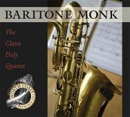 Baritone Monk by The Claire Daly Quartet - CD