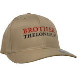 Brother Thelonious Hat - fitted THUMBNAIL