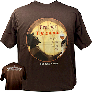 Brother Thelonious Men's Tee MAIN
