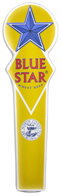 Blue Star Ceramic Tap Handle