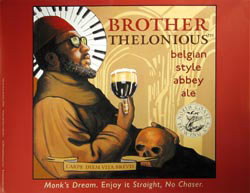 Brother Thelonious Poster