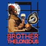 Brother Thelonious Neon Sign