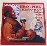 Iron on Patch Brother Thelonious
