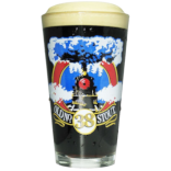 Old No. 38 Stout Pint Glass