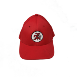 Acme Red Flex Fit Hat THUMBNAIL