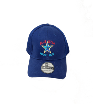 Blue Star Era Stretch Hat MAIN