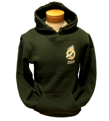 Old No. 38 Stout Hooded Sweatshirt MAIN