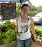 North Coast Ladies Farm Fresh Tank 100% Organic Cotton